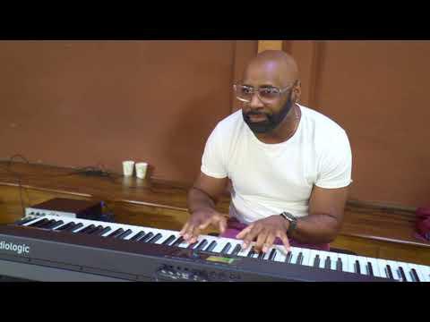 MYRON MCKINLEY TRIO Plays At AMITY FOUNDATION