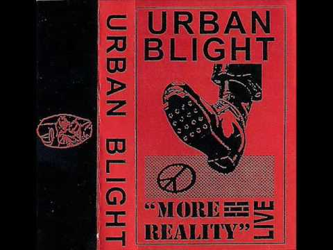 Urban Blight - More Reality LP (2009)