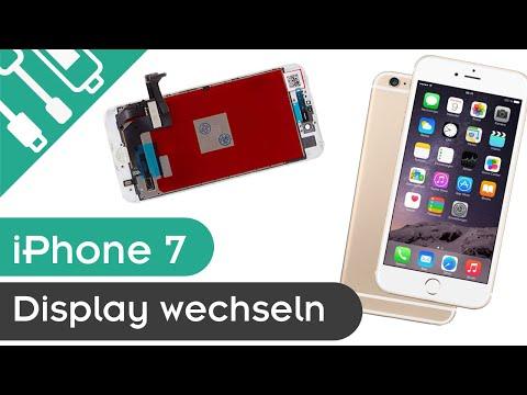 IPhone 7 DISPLAY Wechseln Anleitung   Kaputt.de