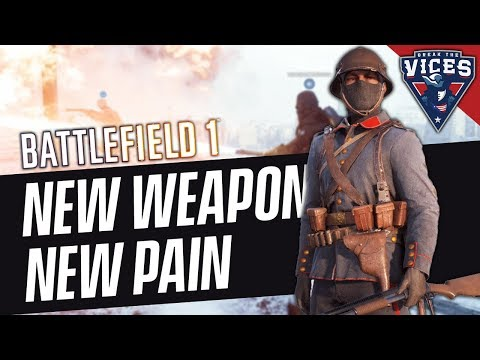 NEW WEAPONS, NEW PAIN | Battlefield 1 (In the Name of the Tsar) Gameplay
