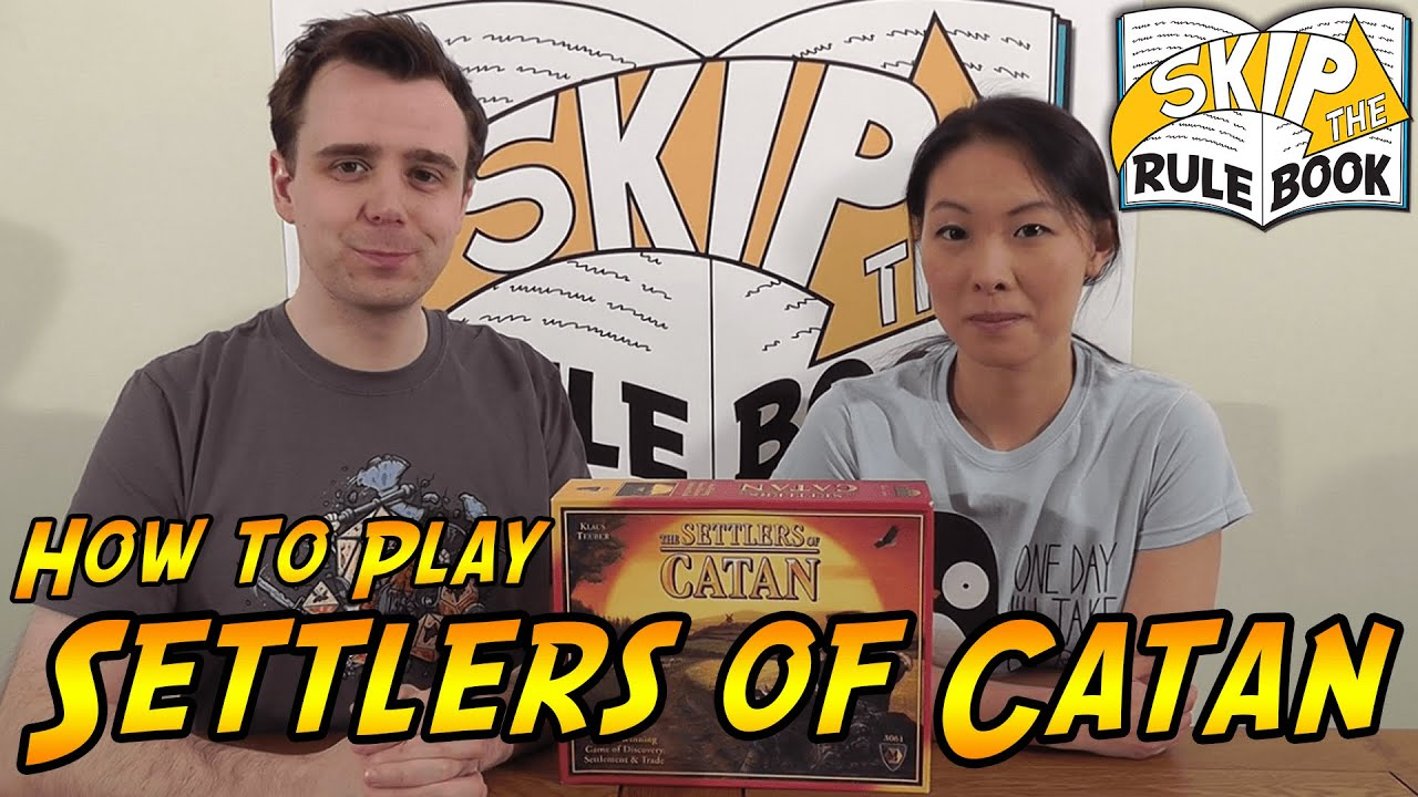 how to get good at settlers of catan