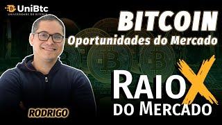 BITCOIN - OPORTUNIDADES DA SEMANA | PROGRAMA RAIO X DO MERCADO
