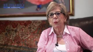 Teresa Albanes: No hay un solo camino para resolver el conflicto político