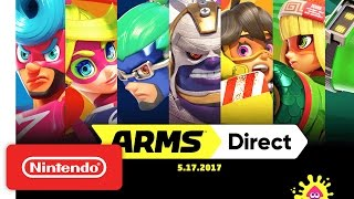 arms gameplay