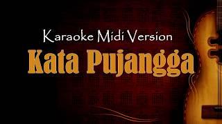 Video kata pujangga versi eri suzan   Karaoke musik Version Keyboard + Lirik tanpa vokal download MP3, 3GP, MP4, WEBM, AVI, FLV Agustus 2018
