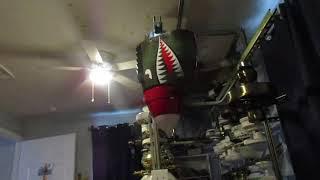 Craftmade Tiger Shark ceiling fan