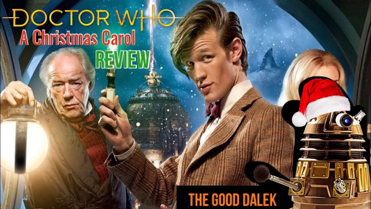 """Doctor Who: """"A Christmas Carol"""" Review! - YouTube"""