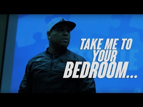 TGIM | TAKE ME TO YOUR BEDROOM…