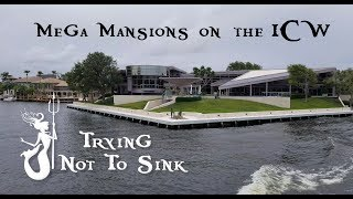 Mega Mansions and Yachts on the ICW #42