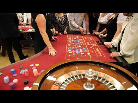 Casino Select - Casino Party Hire Devon, Cornwall And Somerset