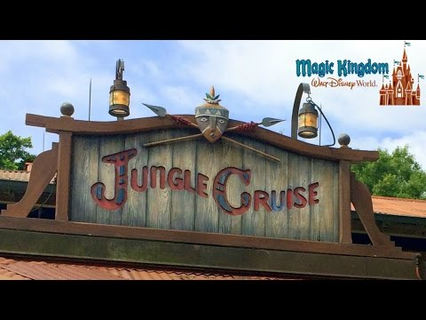 Jungle Cruise Full Ride POV Magic Kingdom Walt Disney World Resort Orlando Florida