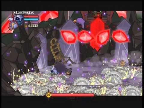Castle Crashers Level 256 Glitch [Free