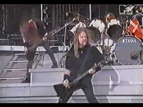 Metallica - Castle Donington, United Kingdom [1991.08.17] Full T.V. Broadcast