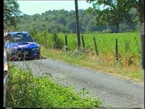 Subaru Impreza WRC GC8 Old School Rally Video (Part 3)