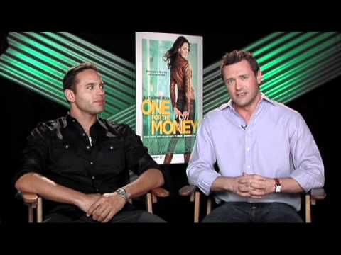 One for the Money Exclusive: Jason O'Mara and Daniel Sunjata