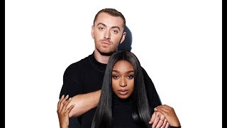 Sam Smith feat Normani - Dancing With A Stranger Lyrics Video