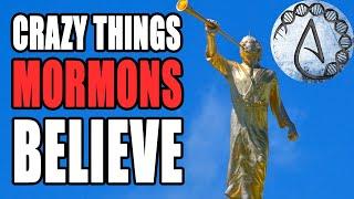Crazy Mormon Beliefs