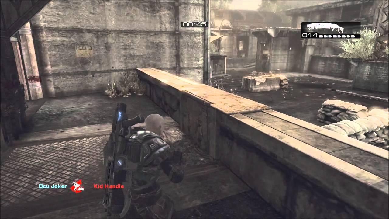 Download Gears of War 2 Ex Squad VS Kid