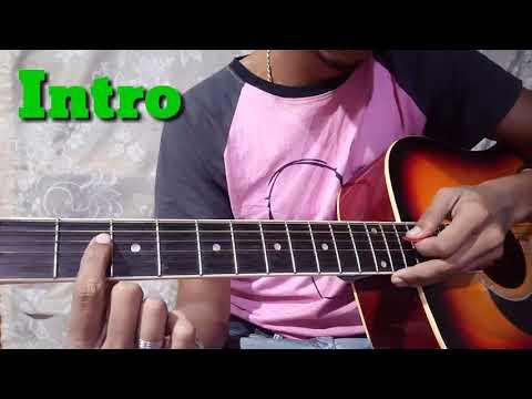 PADMAN - Aaj Se Teri - Arijit SIngh Akshay/Radhika Full Guitar Cover Tutorial Lesson Easy