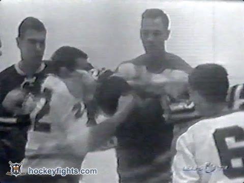 John Ferguson vs Kent Douglas Mar 16, 1966