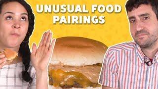 We Tried Unusual Food Pairings from the South | TASTE TEST