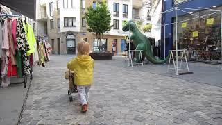 Spotting a T-Rex!
