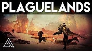 Destiny Rise of Iron   Forging the Gjallarhorn, Plaguelands Secrets & More!