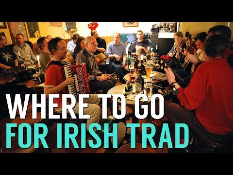 Best Pubs for Traditional Irish Music in Cork - Ep. 25