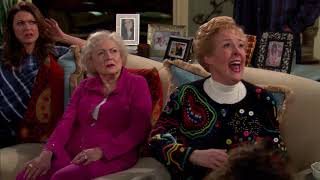 Everything Goes Better with Vampires | Hot in Cleveland S03 E16 | Hunnyhaha