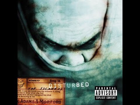 Disturbed - Stupify - Guitar/Bass/Pro Drums