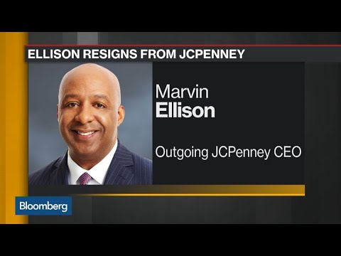 J.C. Penney CEO Leaves for Lowe's