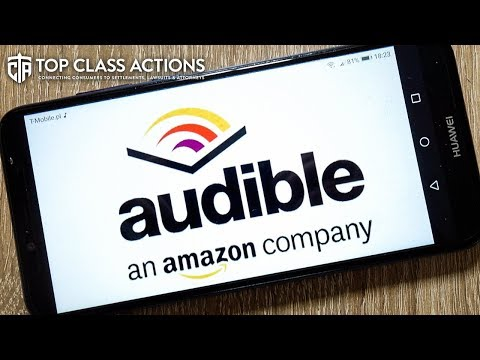Audible To Give Out 12 Million Free Audio Books As Part Of Legal Settlement