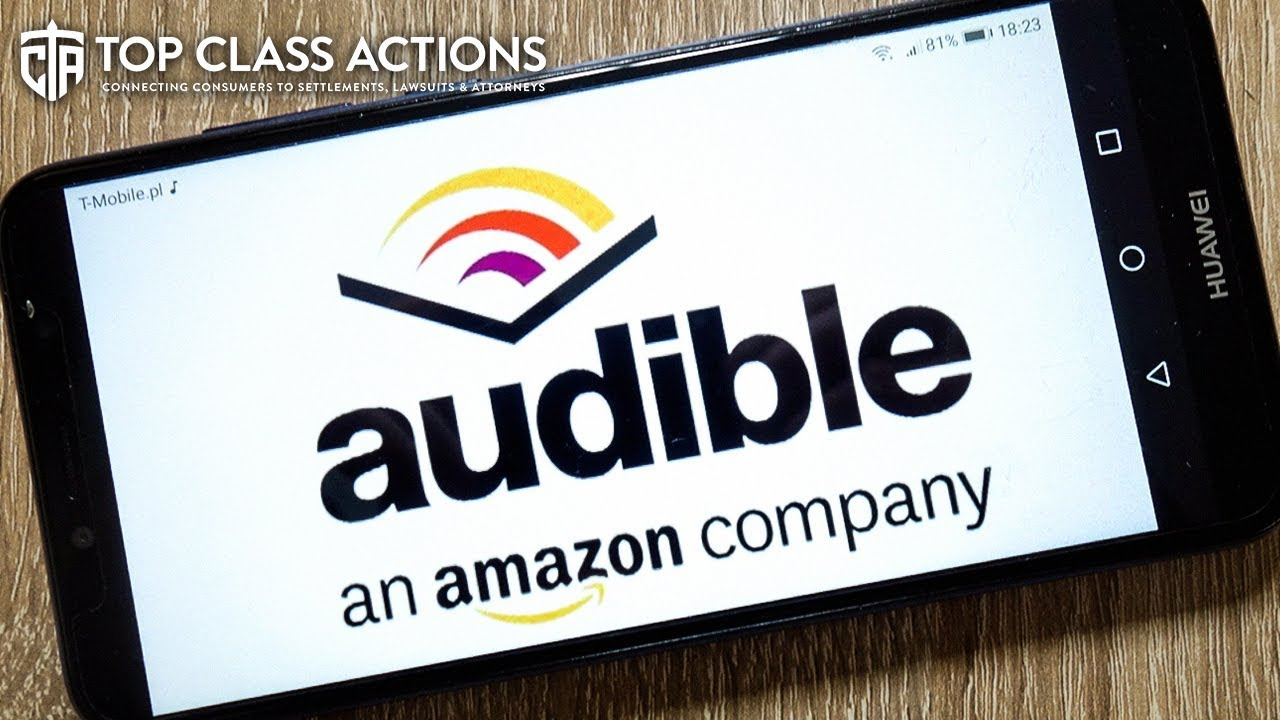 Audible Account Sharing audible will give out 12m audiobooks to settle class action