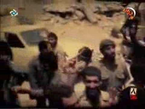 Khoramshahr 1982 - Libertaed by Iran Forces,20,000 Iraqi POW