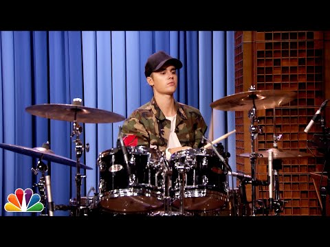 Thumbnail: Justin Bieber and Questlove Drum-Off