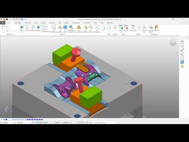 Solid Model Enhancements - PowerShape 2019