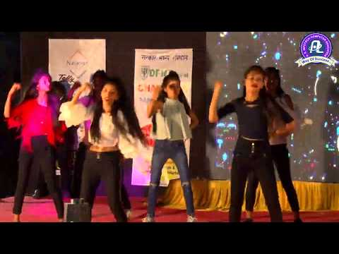New Party Song  10th Annual Function A.S. COMPUTER