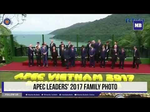 APEC Leaders' 2017 family photo