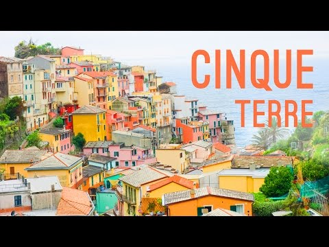 Cinque Terre, Italy Video Diary! (AKA a very Pinterest Worthy Trip!)