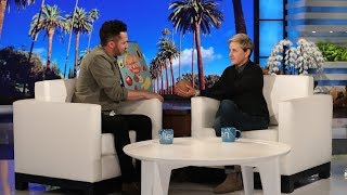 Justin Willman's Magic Trick Is Coconuts!