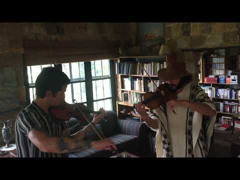 Şivan Perwer- Malan Bar Kir double violin cover (with Jhon Soto)