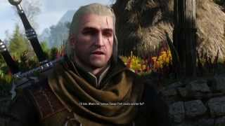 The Witcher 3 Walkthrough | 15 Minutes 60fps Gameplay 【HD】