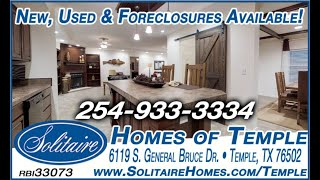 Solitaire Homes of Temple - Landmark 4 - Clearance Home Sale