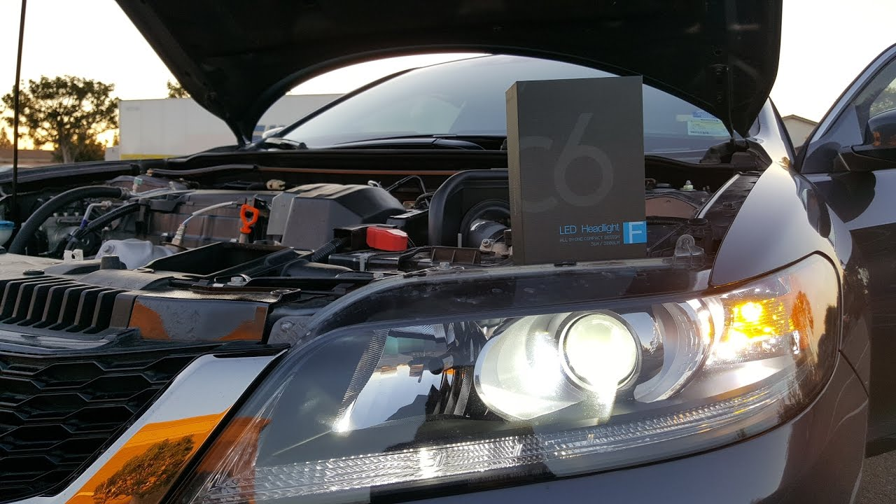 Simdevanma 72w 7600lm Led Headlight Bulb Review Installation And