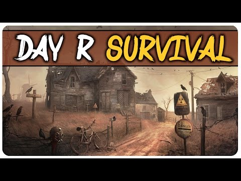Day R Survival - Radiation Rats Attack! - EP 2 | Let's Play Day R Survival (Hardcore Sim)