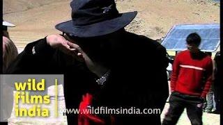 Akbar Khan directs Bollywood film Taj Mahal: An Eternal Love Story