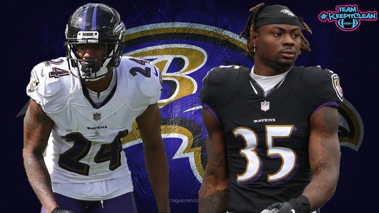 Gus Edwards, Marcus Peters confirmed to have torn ACLs, both out ...