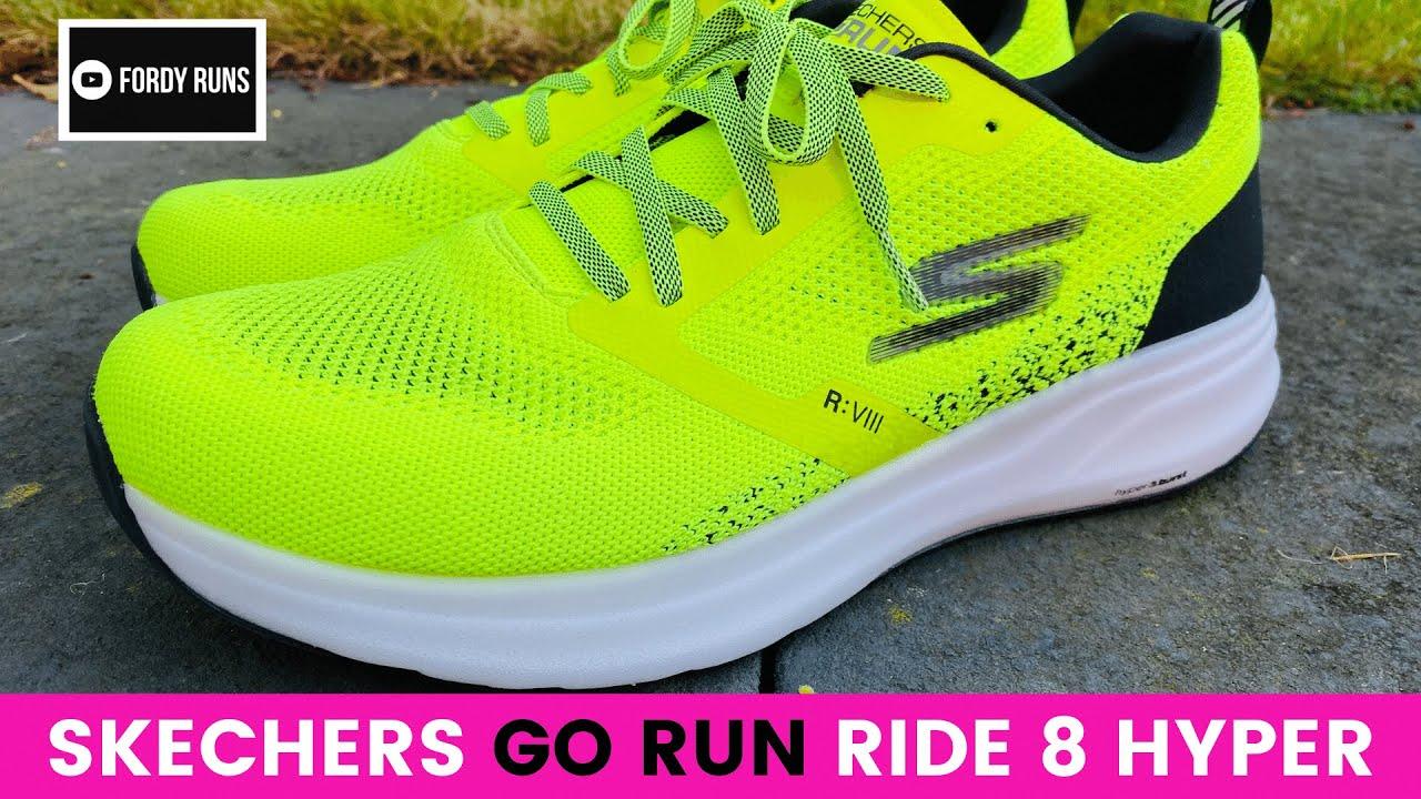 Skechers Go Run Ride 8 Hyper Review