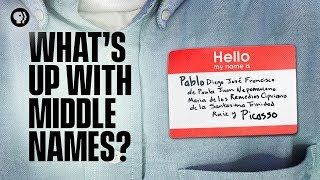 Why Do We Have Middle Names?