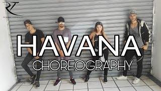 HAVANA Remix - Camila Cabello ft. Daddy Yankee | Coreografía by @romantorrealba